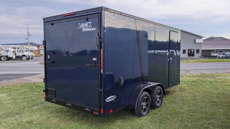 2021 Look Trailers 7x16 Enclosed Cargo Trailer