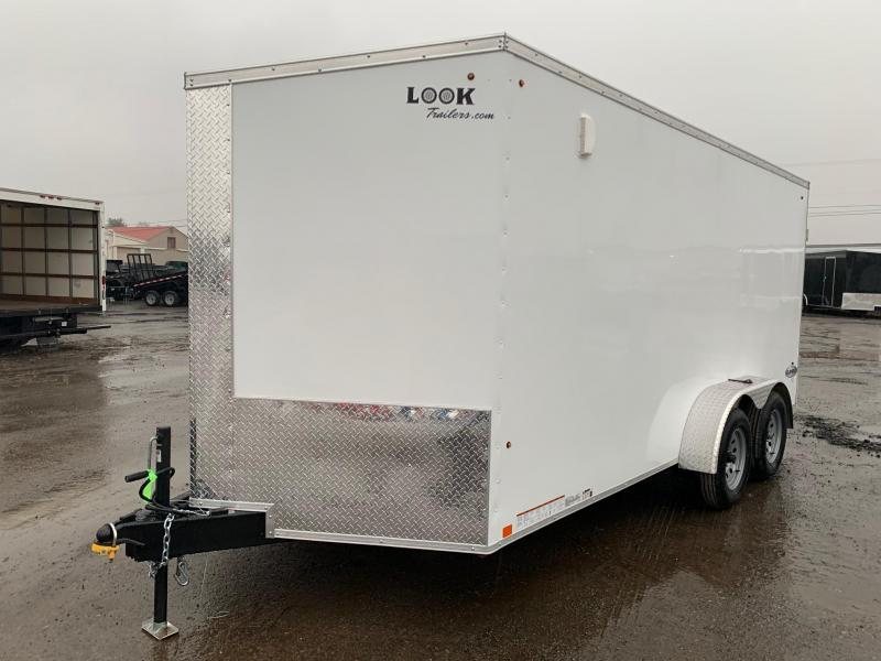 2021 Look Trailers 7x16 Element Enclosed Cargo Trailer