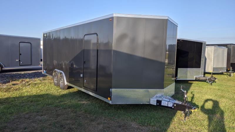 2021 Legend Trailers 8.5x24 Car / Racing Trailer