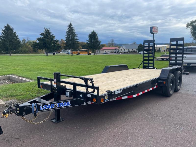 2022 Load Trail 7x20 14K Equipment Trailer