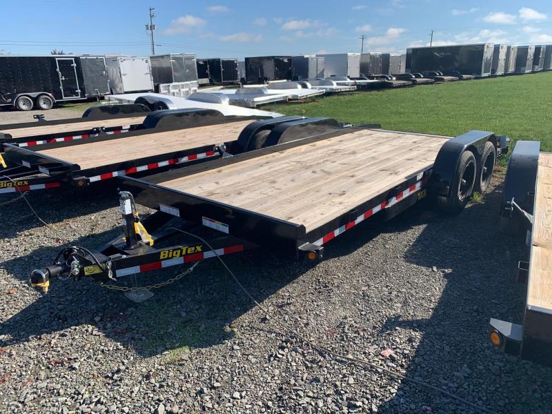 2021 Big Tex Trailers 7x18' 10K Car / Racing Trailer