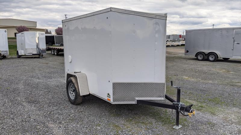 2020 Pace American 5x8 Enclosed Cargo Trailer