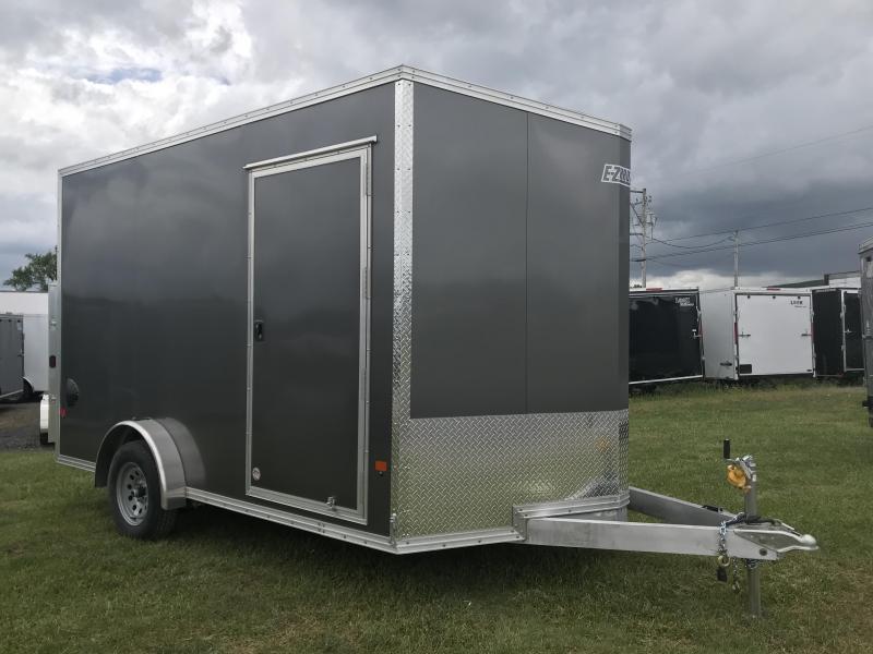 2020 EZ Hauler 7.5x12 Enclosed Cargo Trailer