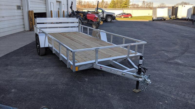 2021 Stealth Trailers 6.5x14 Utility Trailer
