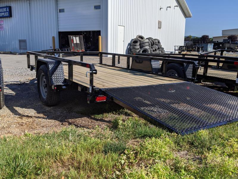 2021 Sure-Trac 6x10 Utility Trailer