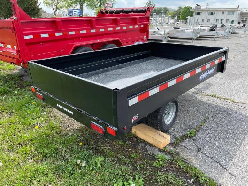 2021 Sure-Trac 4.5x8 Dump Trailer