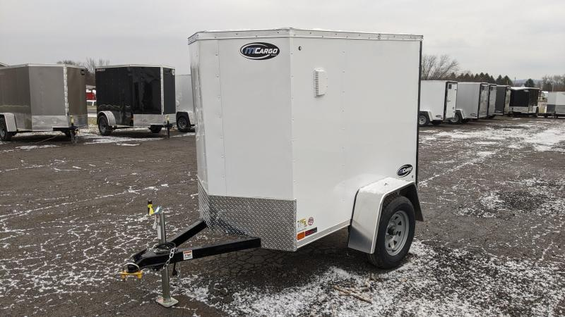 2021 ITI Trailers 4x6 Enclosed Cargo Trailer
