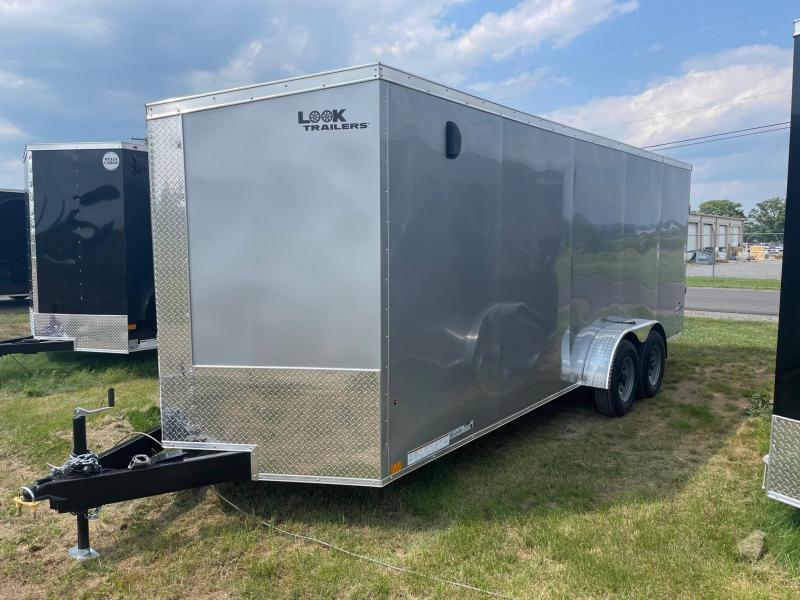2022 Look Trailers 7x20 10K Enclosed Cargo Trailer