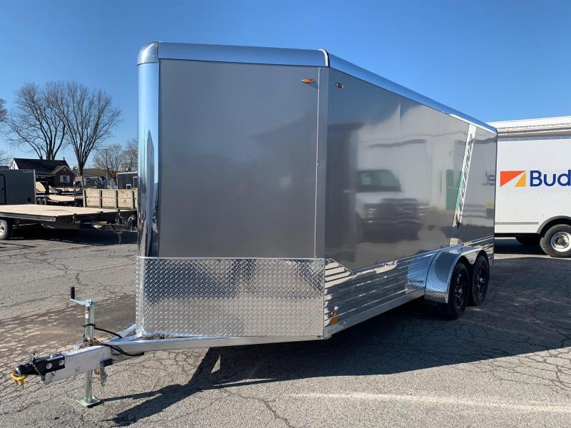 2020 Legend Manufacturing 7x19 (16' w/3' V) 7K Enclosed Cargo Trailer