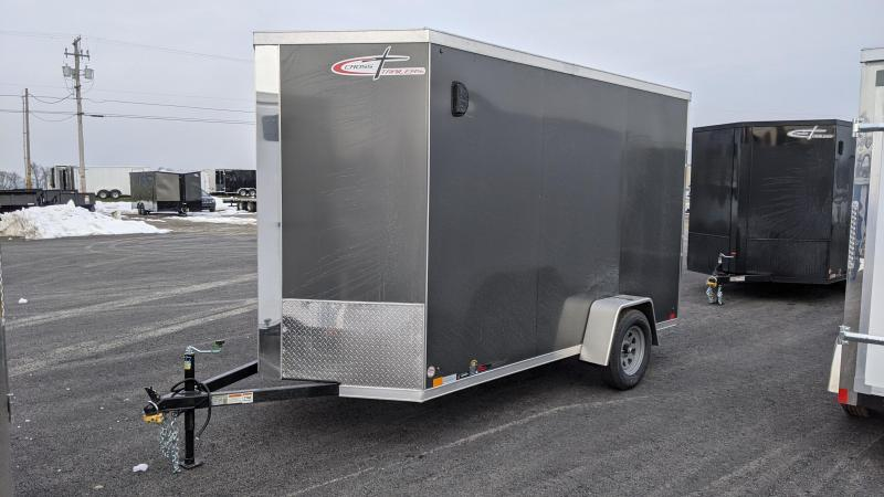 2021 Cross Trailers 6x12 Enclosed Cargo Trailer