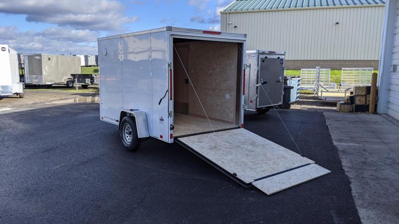 2021 Look Trailers 6x10 Enclosed Cargo Trailer