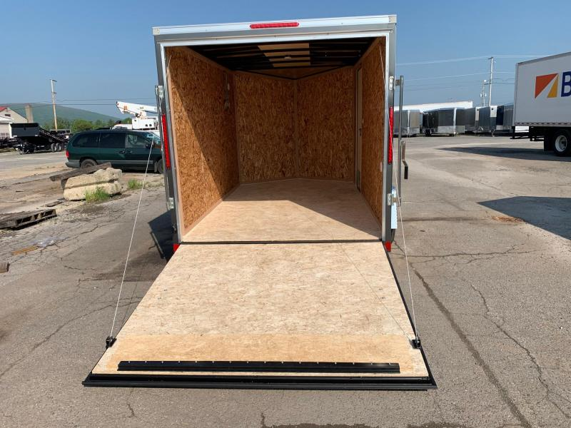 2021 Look Trailers ST-DLX 7x12 3.5K Enclosed Cargo Trailer