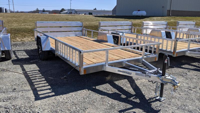 2022 Stealth Trailers 7x14 Utility Trailer