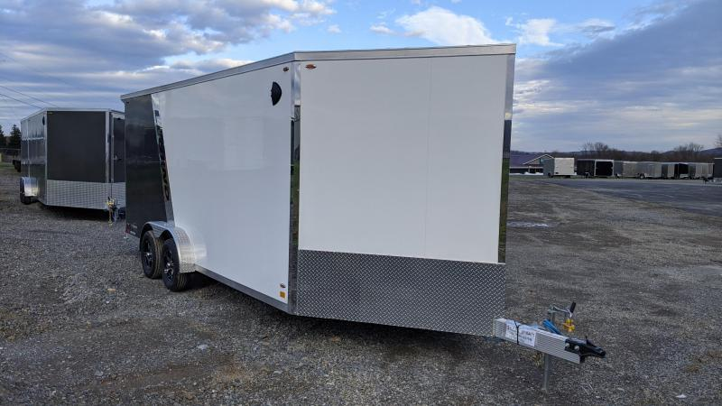 2021 Legend Trailers 7.5x23 Snowmobile Trailer