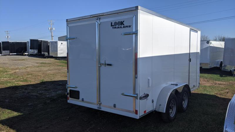 2022 Look Trailers 7x14 Enclosed Cargo Trailer