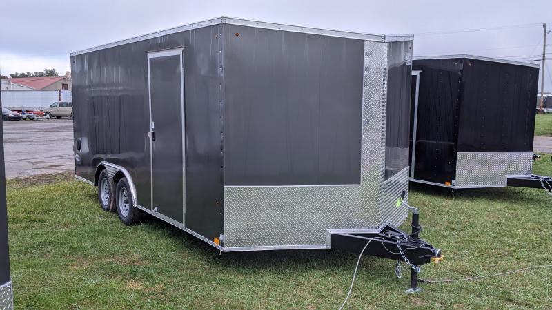 2021 Look Trailers 8.5x18 Enclosed Cargo Trailer