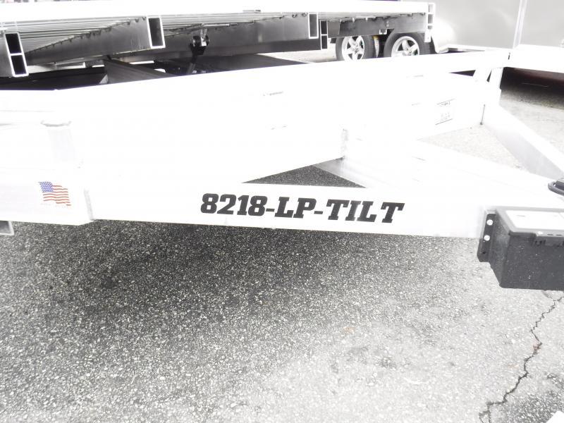 8218 TILT Car Hauler