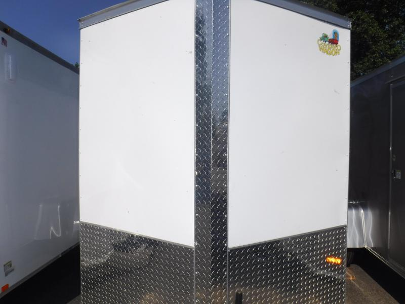 6X12 Enclosed( Gold Series)