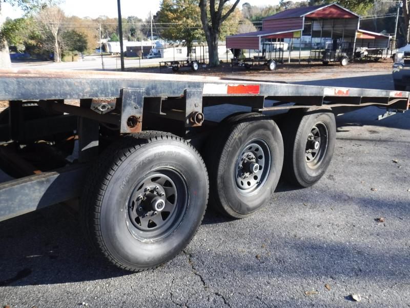 1985 Other 8.5X51 Wedge Equipment Trailer