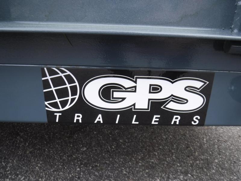 2021 GPS Trailers GTT71810K  Utility Trailer