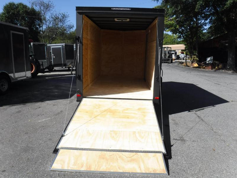 6X12 Enclosed ( Black Out Package)