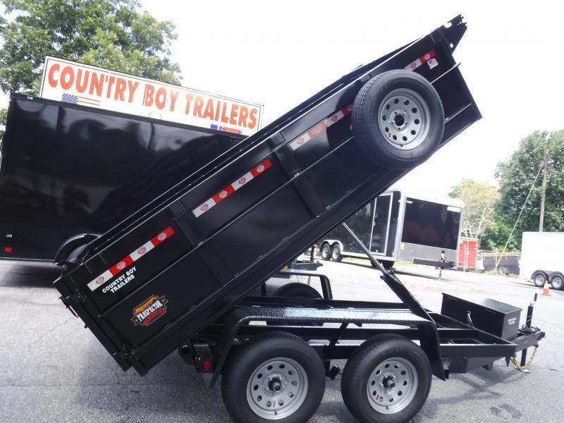 5x10 Dump 2-3500# PROSPECTOR