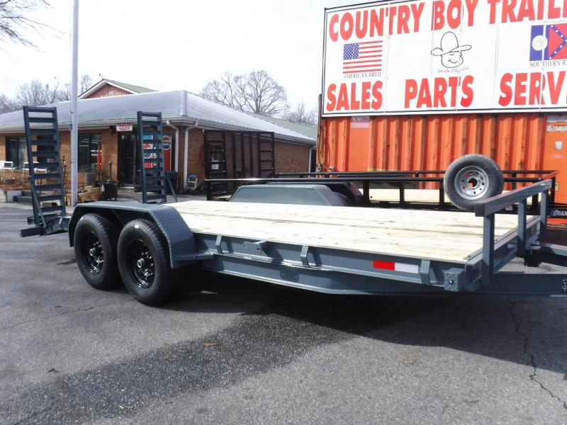 2021 GPS Trailers  82X18 Equipment