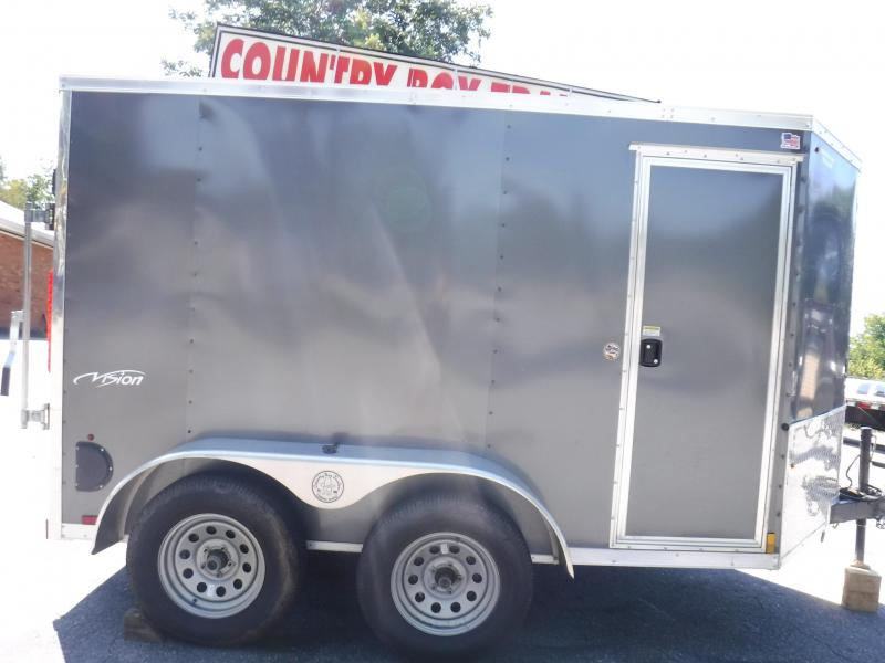 2018 Look Trailers VWLC6X10TE2 Enclosed Cargo Trailer