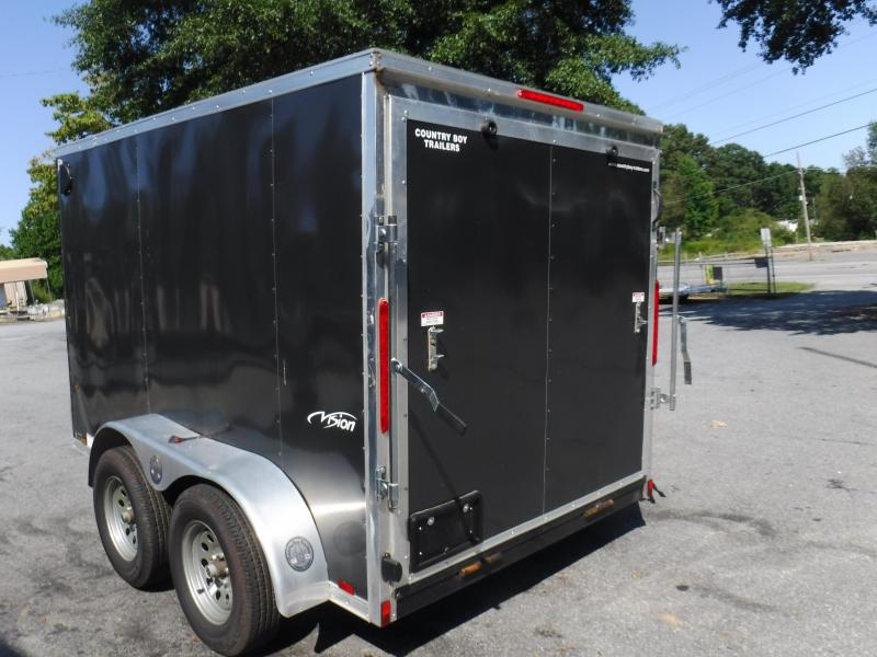 2018 Look Trailers VWLC6X10TE2 Enclosed Cargo Trailer
