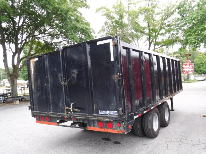 2017 Load Trail LT8X18 Dump Trailer