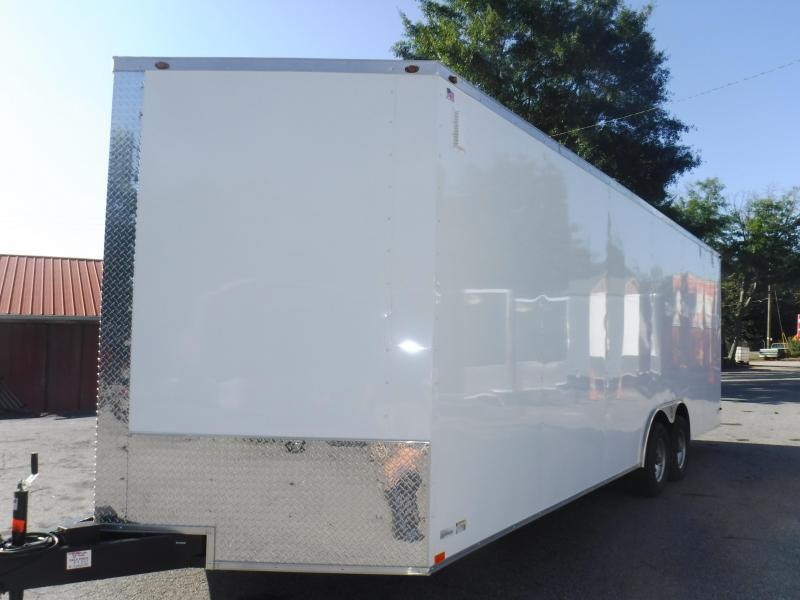 8.5X24  Enclosed