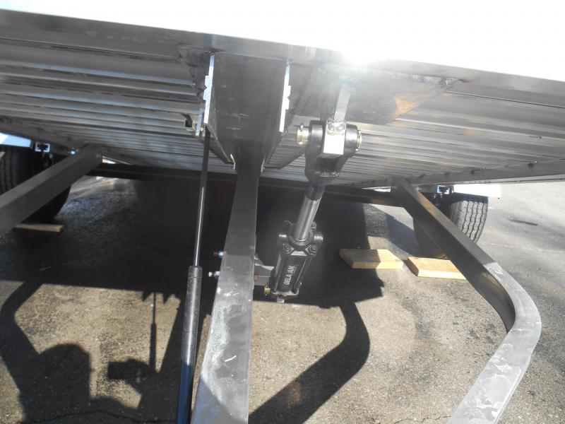 """77""""x12' Tilt 1-3500# Utility/Aluma"""