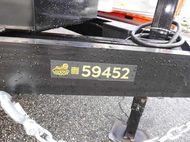 6x12 Dump 2-5200# PROSPECTOR