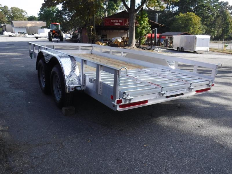 2021 Carry-On 6X14AGW7K Utility Trailer