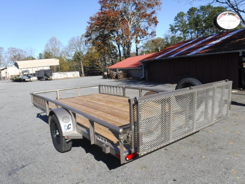 "83""X14' 1-3500#  W/ATV Side Load"