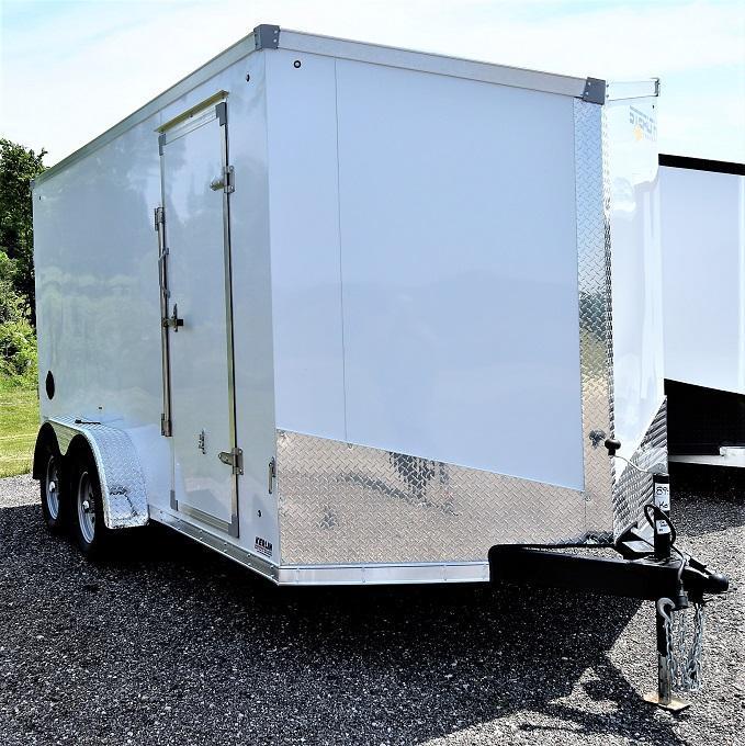 2022 Stealth Trailers Titan 7X14 Tandem axle Enclosed Cargo Trailer