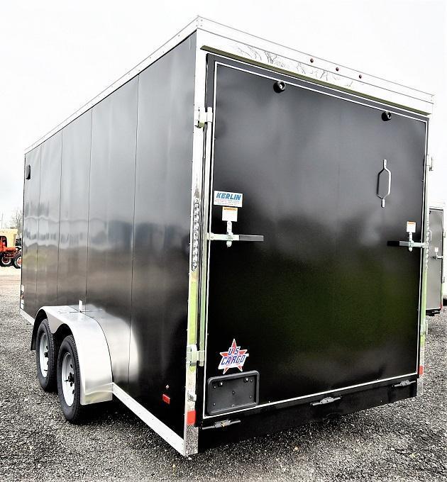 2022 US Cargo ULAFT 7 x 16 Enclosed Cargo Trailer