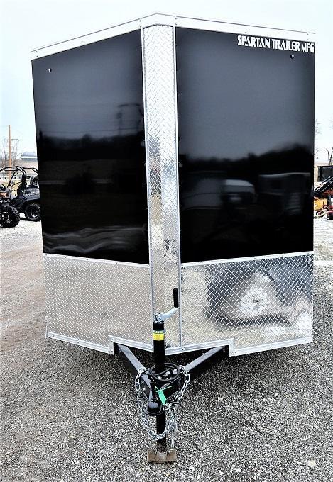 2021 Spartan Cargo 6X12SA Enclosed Cargo Trailer