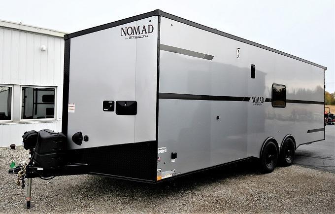 2021 Stealth Trailers Nomad 24' full LQ Toy Hauler RV