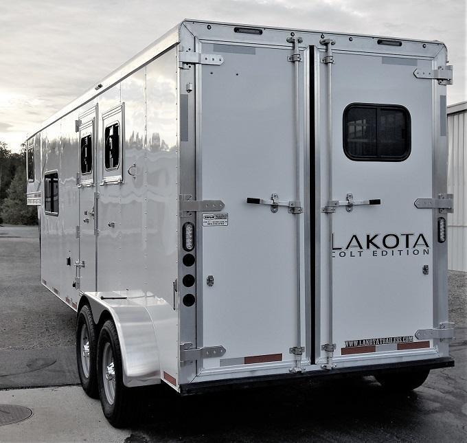 2021 Lakota Colt AC29 Horse Trailer