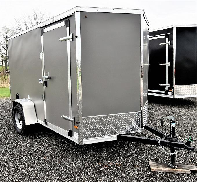 2022 US Cargo ULAFT 6 X 10 Enclosed Cargo Trailer