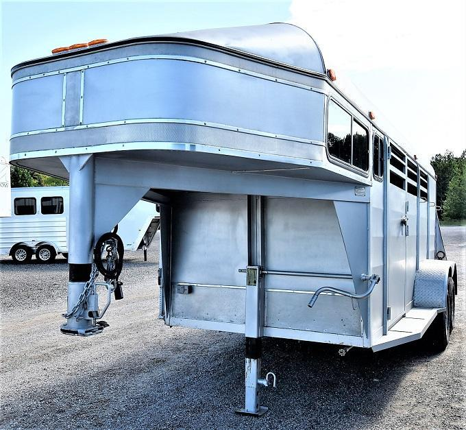 1997 Chaparral Stock Combo w/weekender Horse Trailer