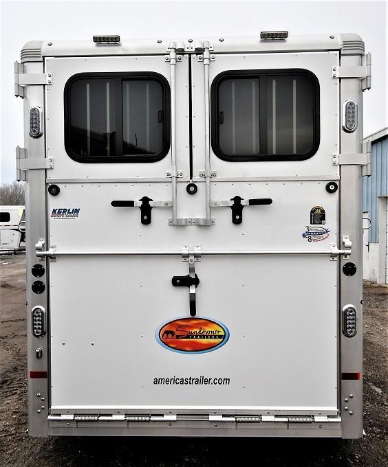2021 Sundowner Trailers Charter 2+1 GN Horse Trailer