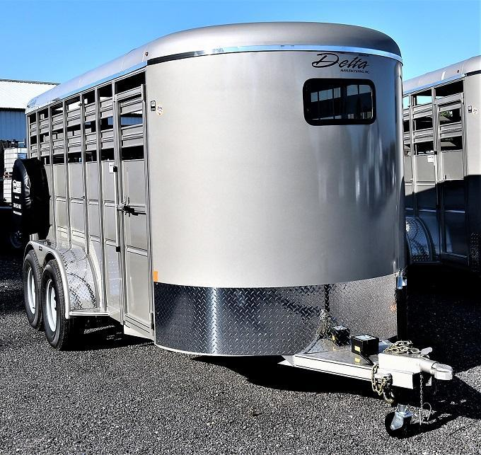 2020 Delta Manufacturing 500 Series Livestock
