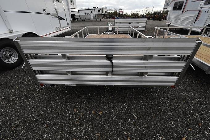 2021 Stealth Trailers Phantom II 6.5X12 Utility Trailer