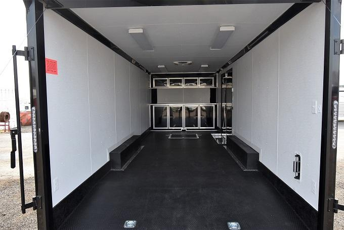 2020 Stealth Trailers Viper 8.5X24 Car / Racing Trailer