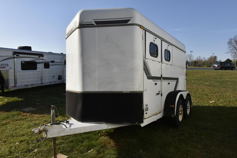 1996 Sundowner Trailers horizon Horse Trailer