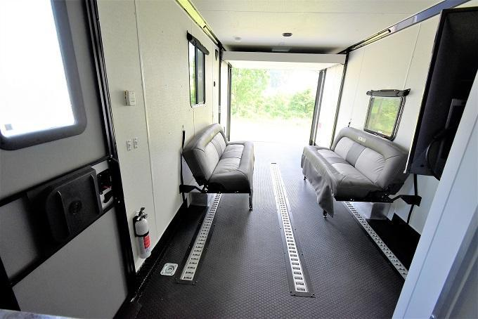 2022 Stealth Trailers Nomad 24' Toy Hauler RV