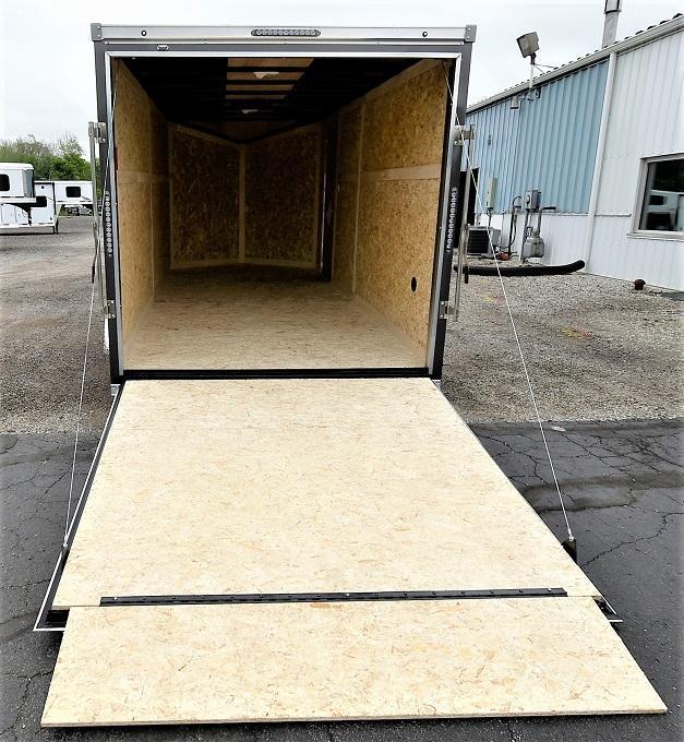 2022 Stealth Trailers Titan 7 X 16 Enclosed Cargo Trailer