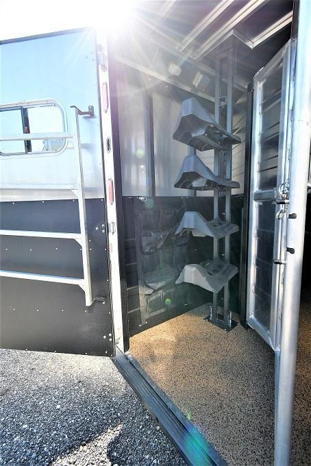 2020 Logan Coach 814 Limited Horse Trailer